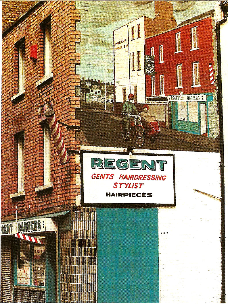 regent barbers - Stuart Colson
