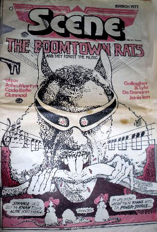 scene_magazine_ireland_cover_bootown_rats_march1977