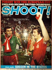 Shoot Magazine 1979 - Dundalk FC - Double Winners 1979