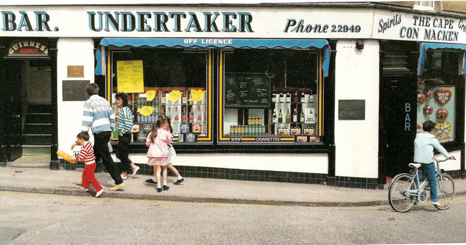 wexford-undertaker Pat Kenny