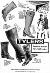 tylers shoes ireland 1969