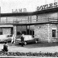 Lamb Doyle's Pub, Dublin - 1969