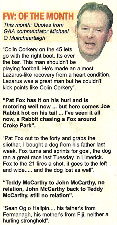 gaa_quotes_the_slate_2001