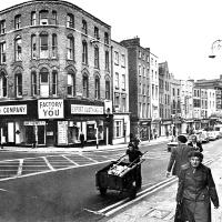 Hands Off Dublin -1976 - Deirdre Kelly with Pat Langan