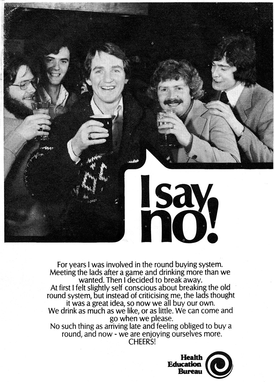 say-no-irish-health-education-bureau-1978