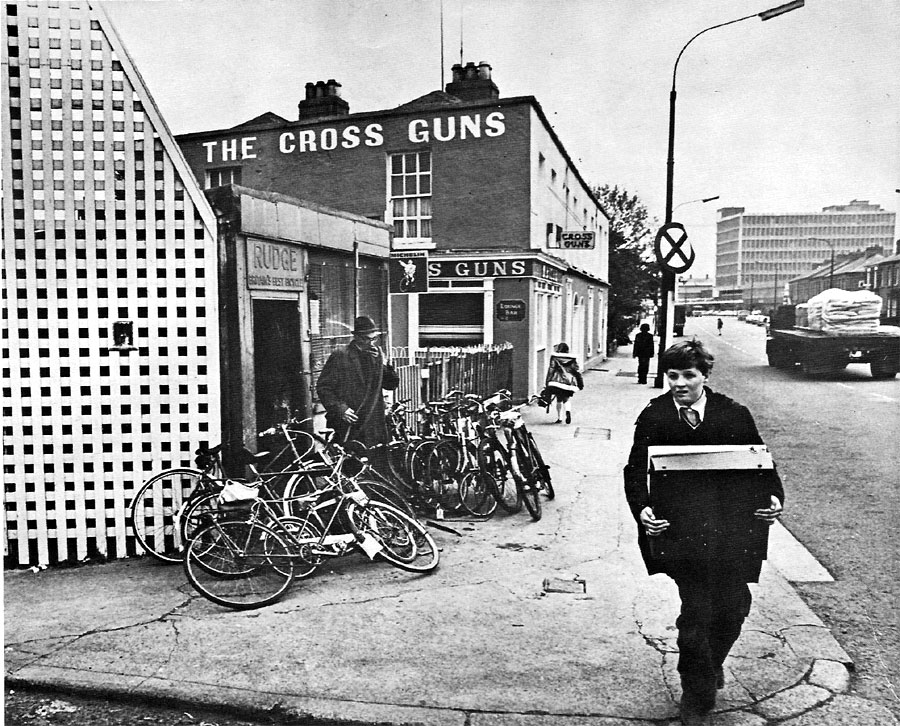 cross guns phibsboro 1976