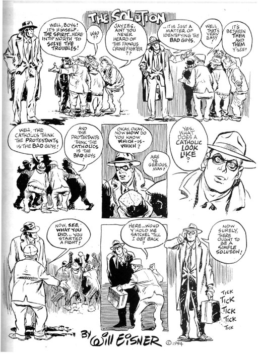 will-eisner-the-solution-1994