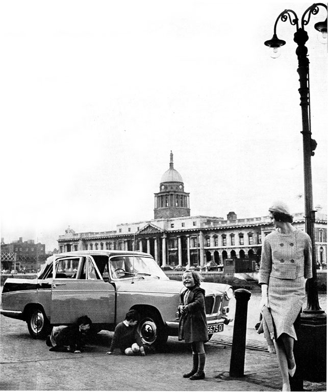 custom house dublin 1959