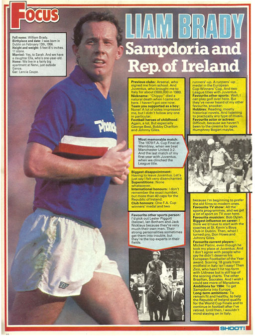 liam-brady-sampdoria -shoot-march-1984