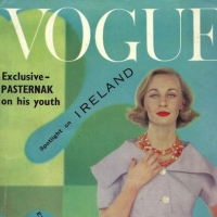 Vogue Magazine - Spotlight on Ireland, 1959