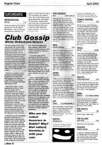 club-gossip