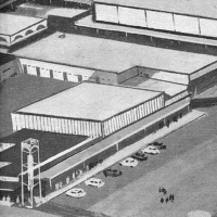 Ireland's First Shopping Centre- Stillorgan 1966