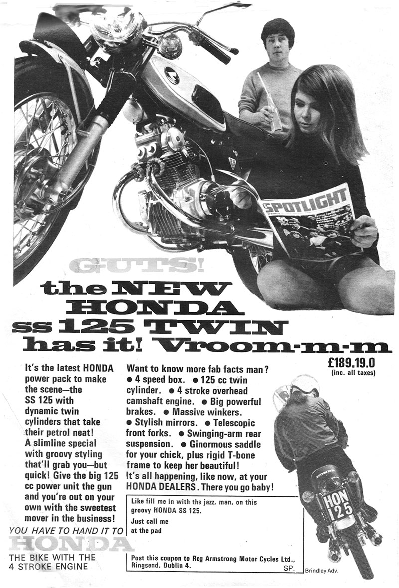 honda-125-advert-ireland-1969