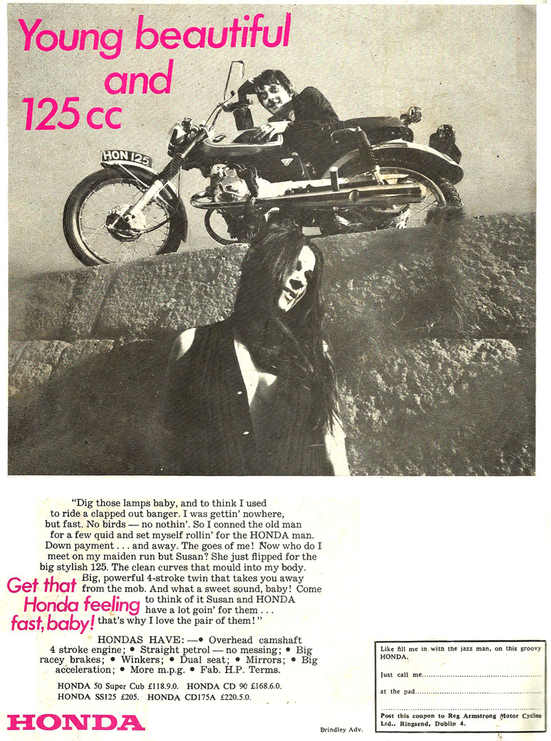 honda-125-advert-ireland-1970