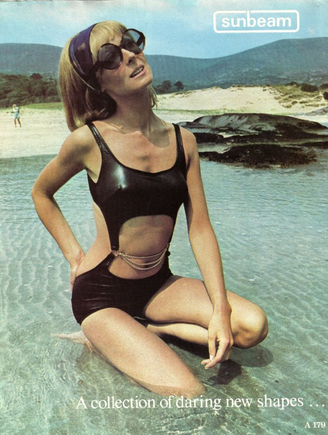 Sunbeam Beachwear caherdaniel co. kerry 1971