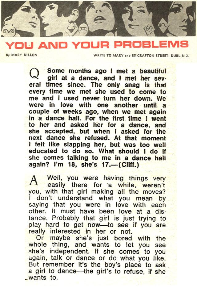 retro worry 32 - july 1968 dance hall