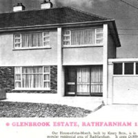 House of the Month 1967 - Glenbrook, Rathfarnham, Dublin 14