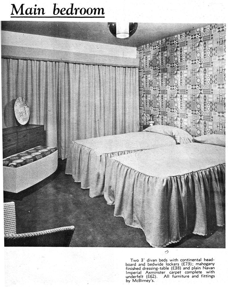 Glenbrook Estate Rathfarnmam, Dublin 14 dining bedroom1