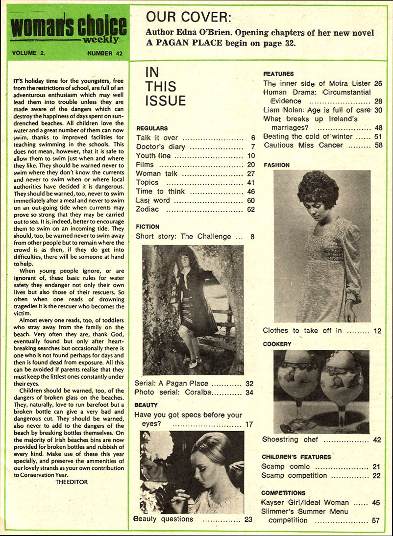 contents-woman's-choice-1970