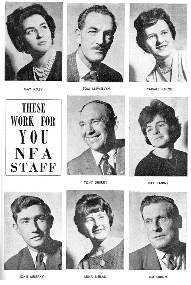 NFA 1961 staff these work for you