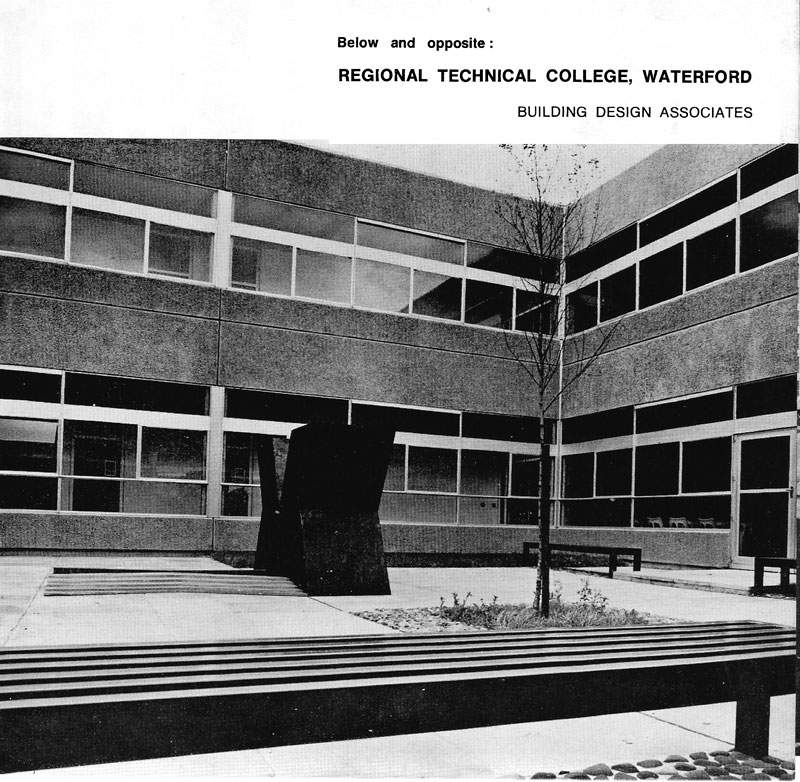 waterford-rtc-1971-building-design-associates
