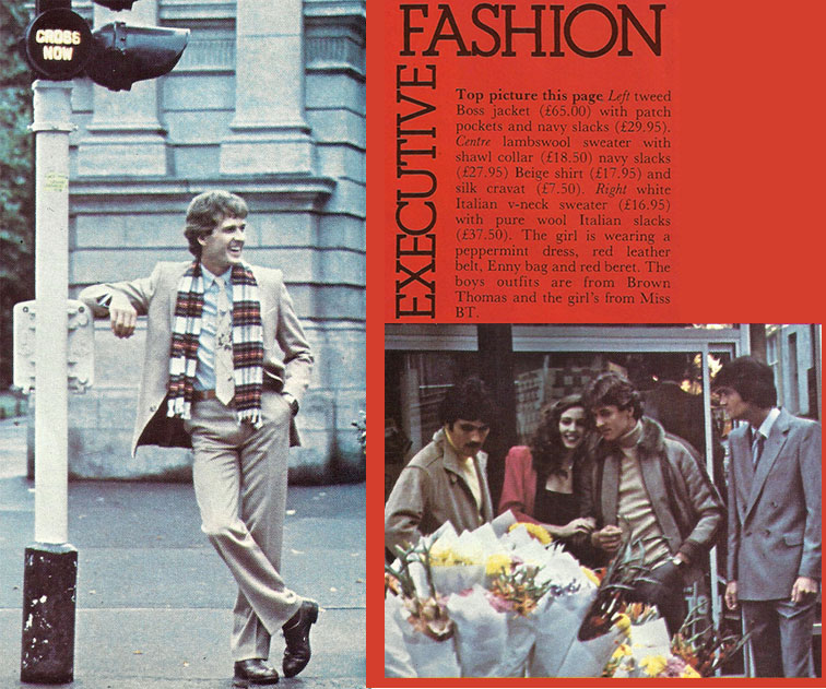 stephens green grafton st fashion 1979