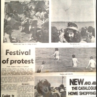 Carnsore Point Anti-Nuclear Festival, Wexford - August, 1979