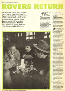 nme page 1 elvis costello phil chevron agnes bernelle