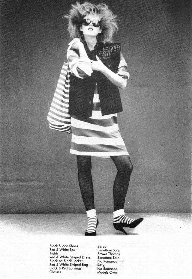 the magazine, 1983 august fashion pic2