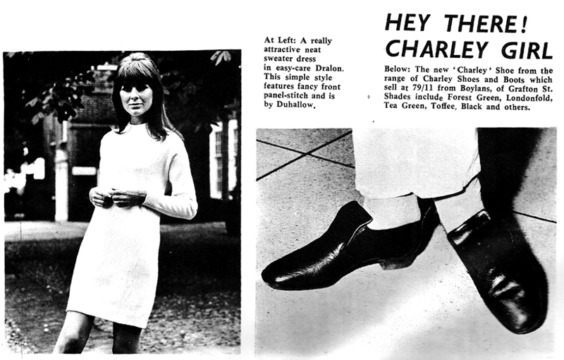 charley shoes 1967