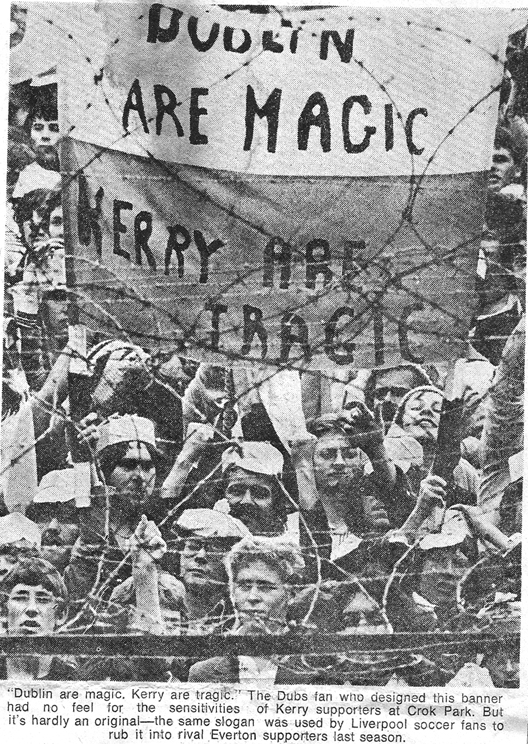 dublin-v-kerry-1977-fans-flag
