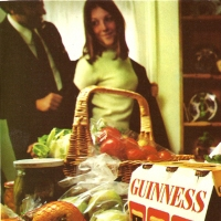 Old Advert - Guinness - Homeliness 1971