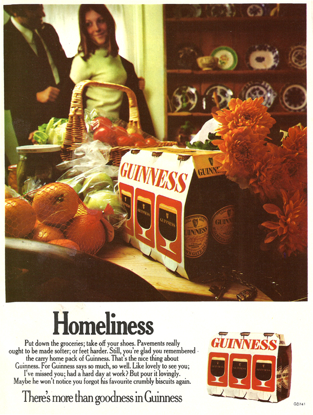 guinness-homeliness-print-advert-1971
