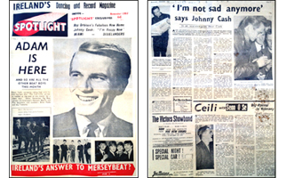 front cover of Spotlight Nov 1963