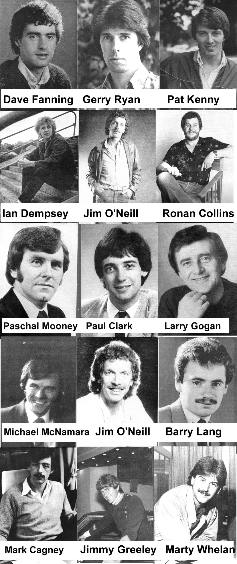 14 2fm djs 1980 with names