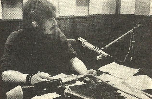 Pat Ingoldsby RTE Radio 1970