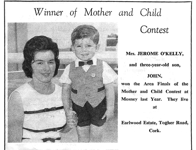 mother-son-jermone-o'kelly-1965