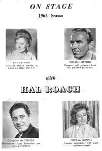 hal roach mosney 1965