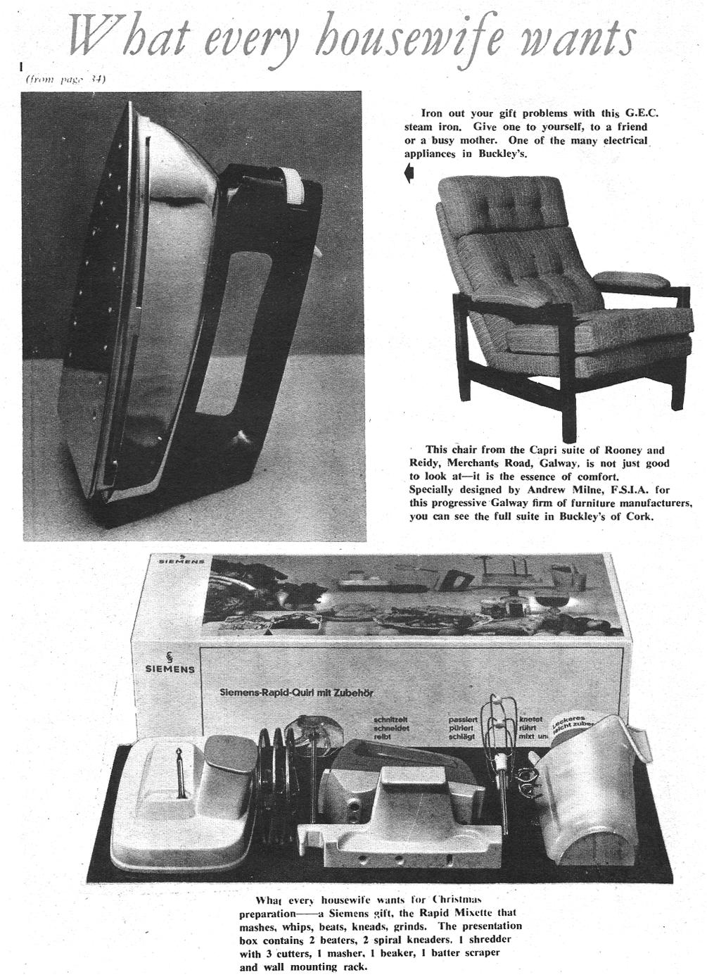 housewife-gifts-buckleys cork 1969