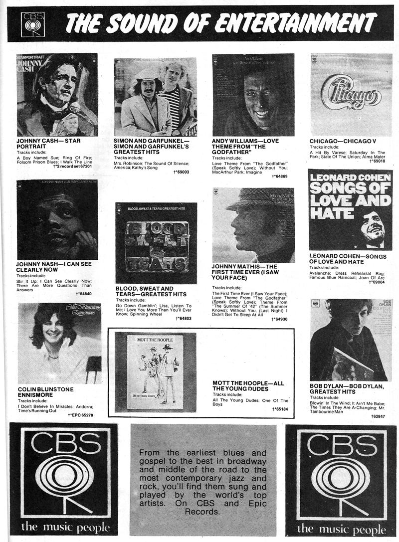 advert-cbs-albums-1972
