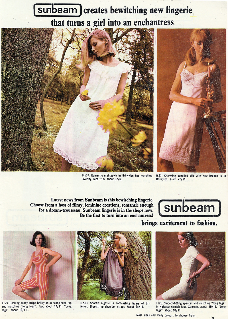 sunbeam-various-christmas-1966