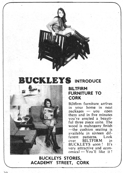 BUCKLEYS BILTFIRM FURNITURE