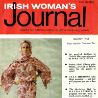 Irish Woman's Journal - January 1966