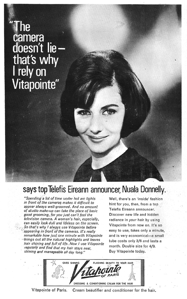nuala-donnelly-rte-vitapointe-1966