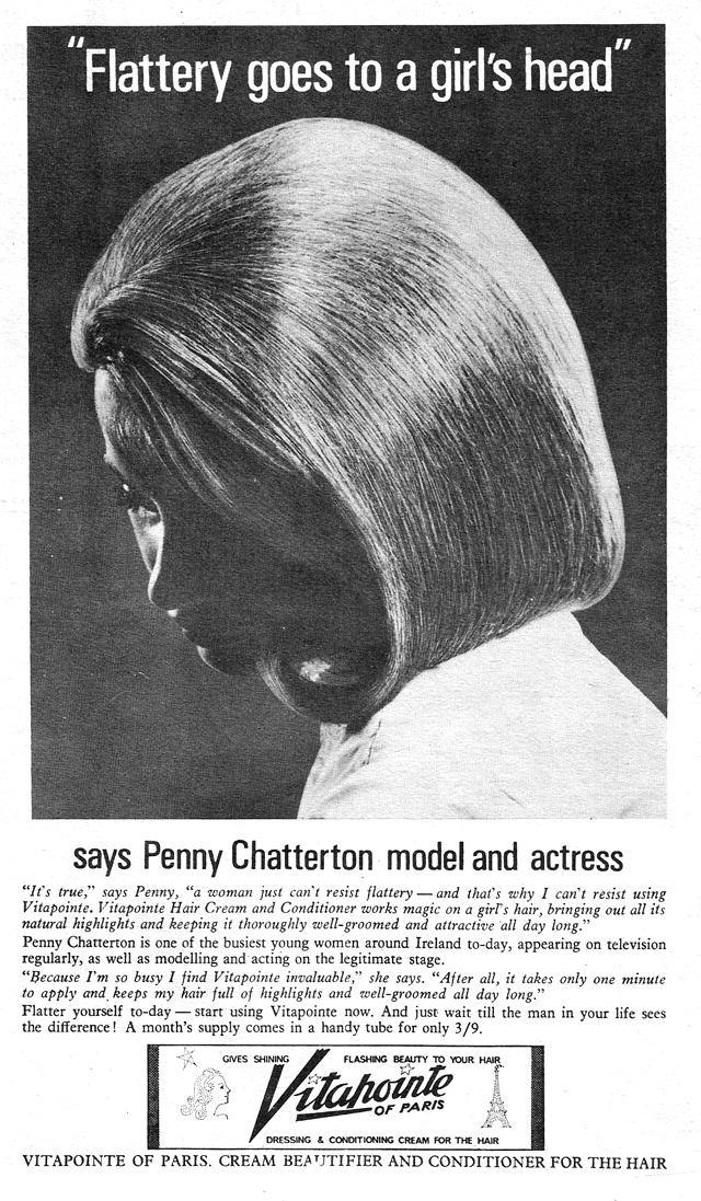 penny-chatterton-actress-irealdn-vitapointe-1966