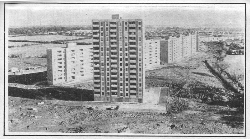 Ballymun Tower 1968