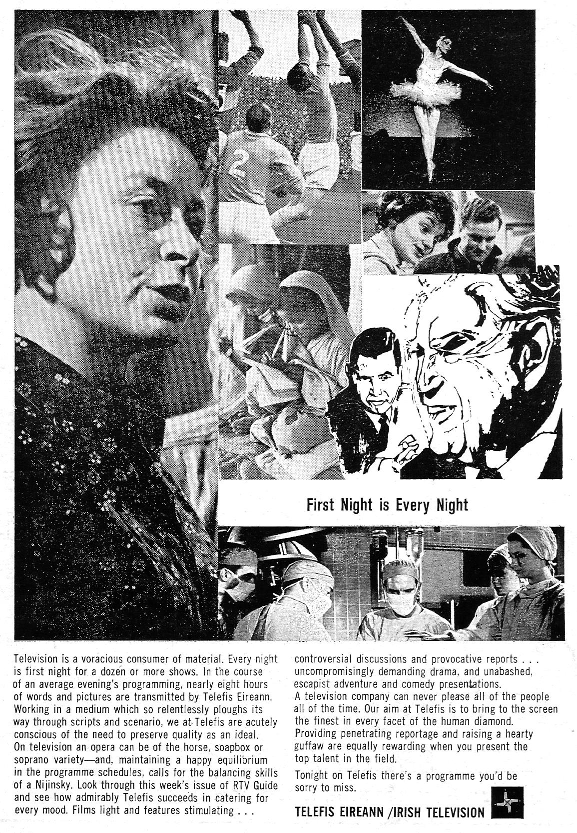 rte advert 1965 back-page