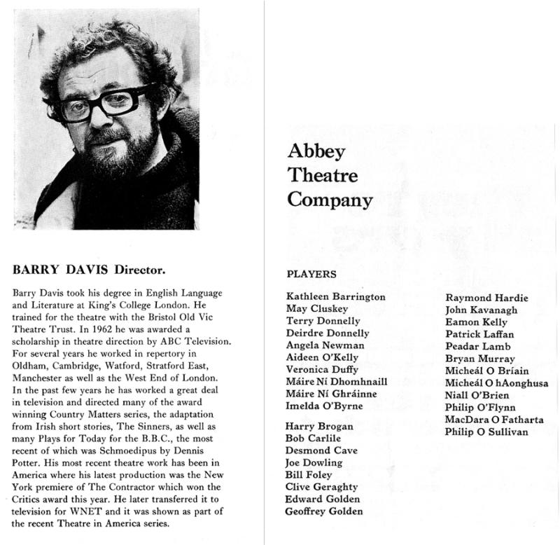 barry-davis-director-1974