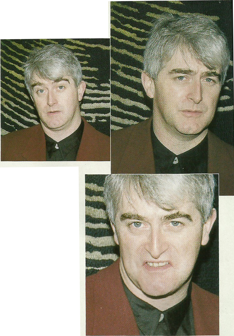dermot morgan drugs