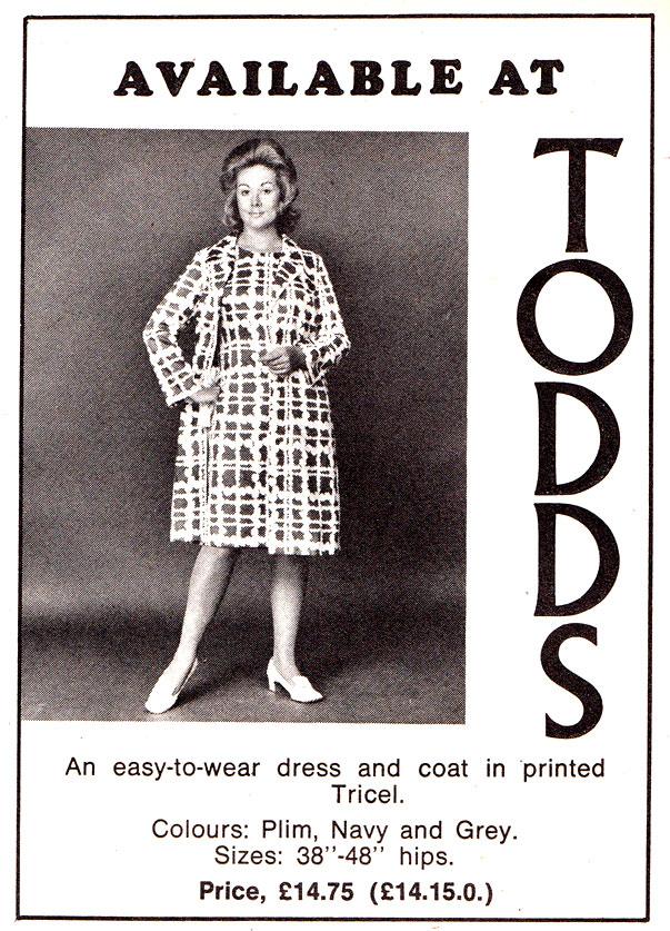 coat at todds
